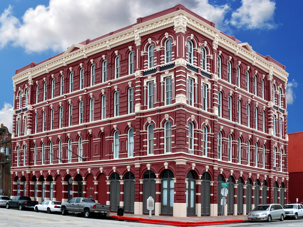 Downtown Galveston, Stand District
