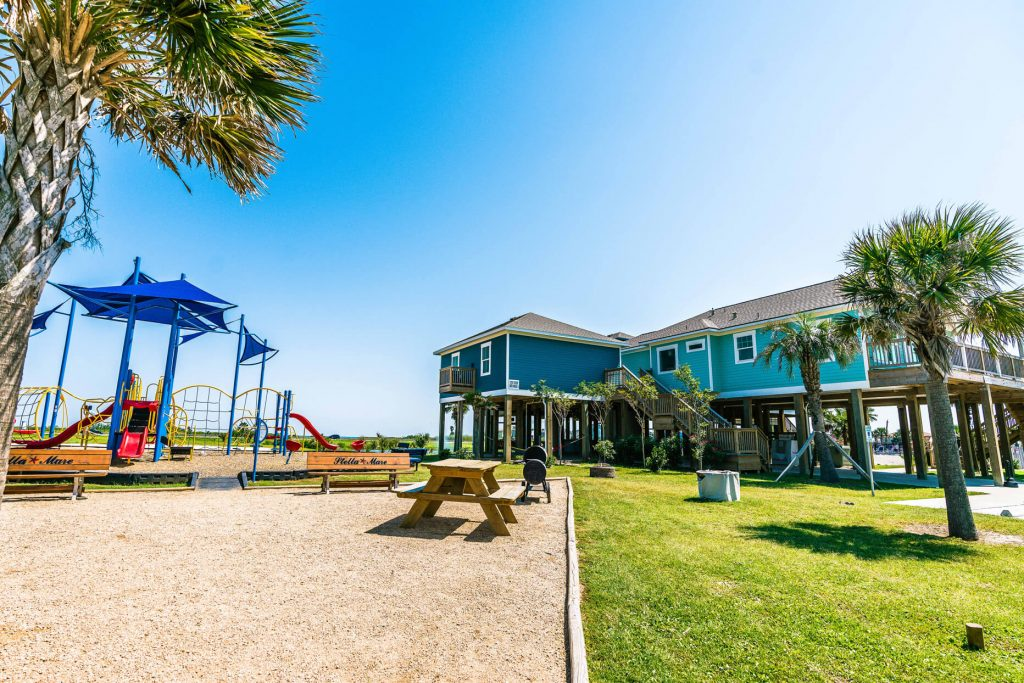Lots to do with all the amenities we provide at our Galveston RV park