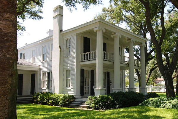 Galveston Historic Homes | Historic Homes of Galveston